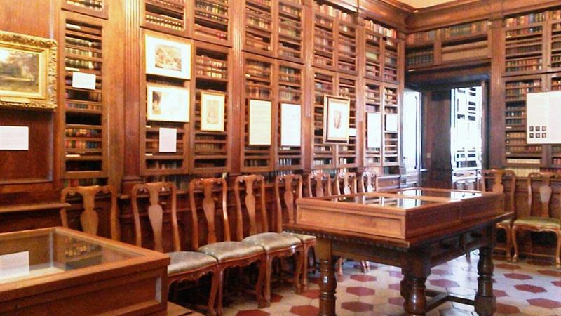 Sapere eterno delle biblioteche