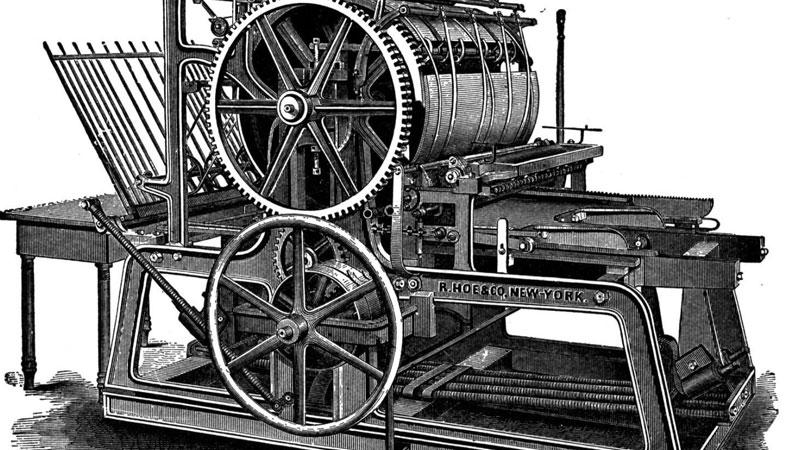 Tutto sulla invenzione della stampa